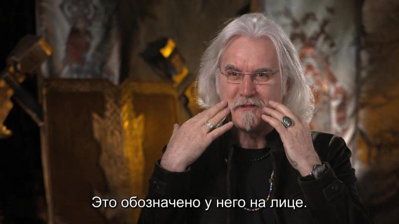Даин II Железностоп. Правитель Железных Холмов