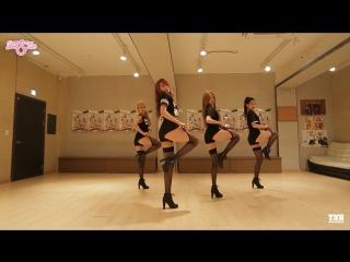 BESTie - Excuse Me Dance Practice (Full ver.)