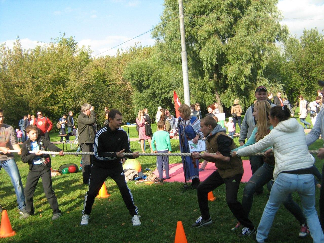 Фестиваль Православие и спорт