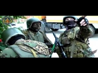 Офицеры ЦСН ФСБ (Группа Альфа) - Буква