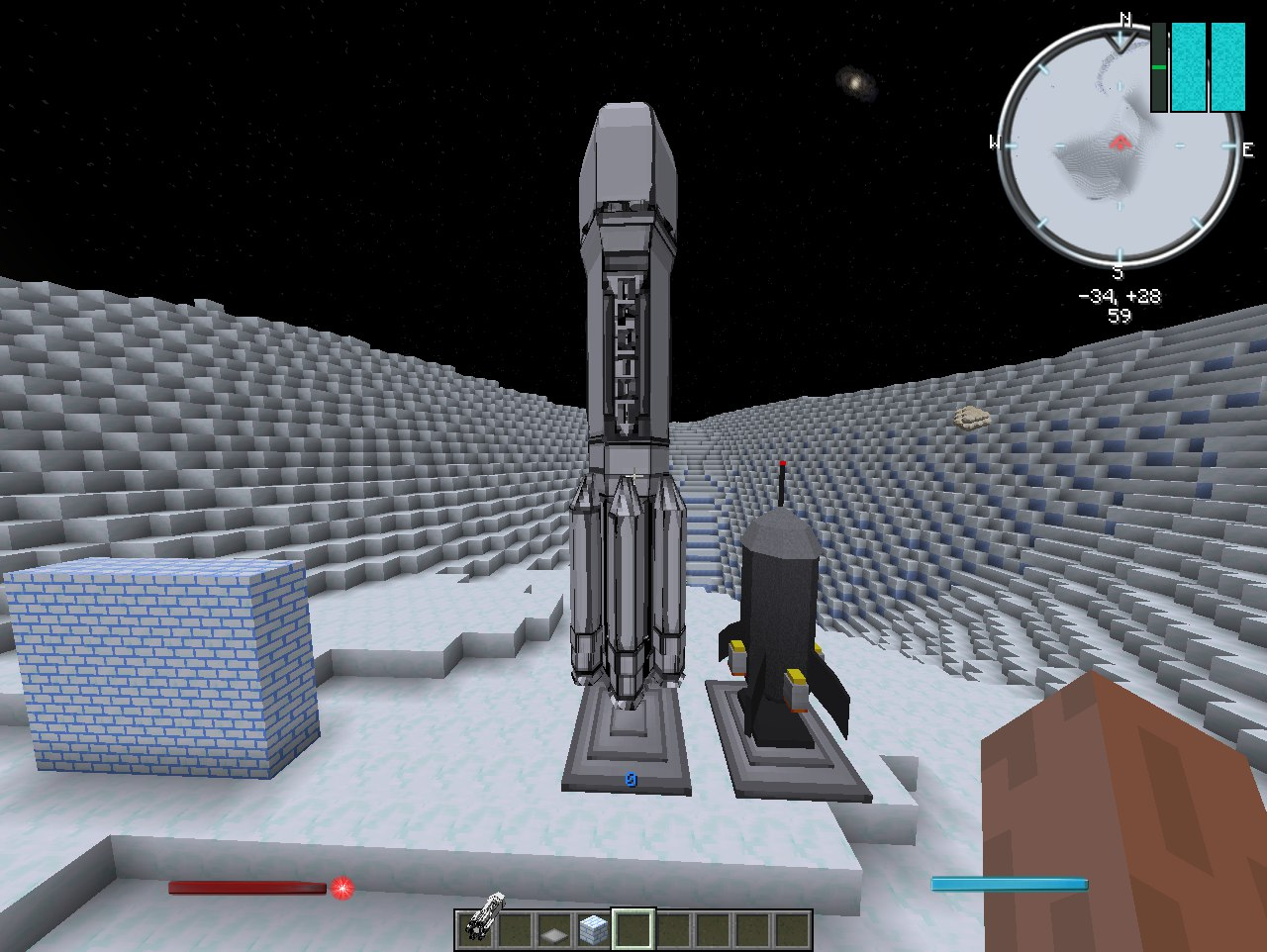 Galacticraft Planets addon - [1.12.2] [1.7.10] galaxy space [2.0.8/1.2.12 build