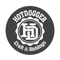 Логотип Бар HOTDOGGER: Craft & Hotdogs / Ижевск