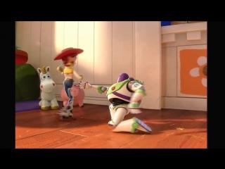 TOY STORY 3_ HD Buzz Jessie Dance