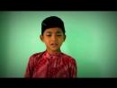 Мальчик очень красиво поёт нашид. Аммар Фатхани_HD