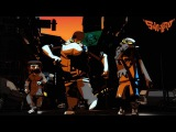 Chinese Man Ft. A-Plus, Pep Love Knobody (Hieroglyphics) - SHO-BRO (Official Video)
