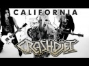 CRASHDIET California Official music video
