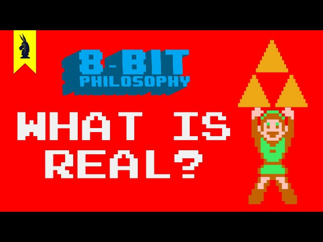 What is Real (Platos Allegory of the Cave) -8-Bit Philosophy