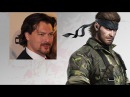 David Hayter Doing Solid Snake's Voice In Public Compilation Mix