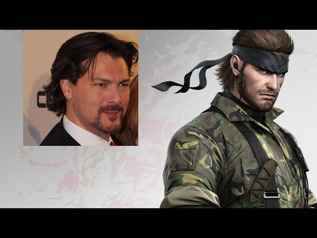 David Hayter Doing Solid Snakes Voice In Public Compilation Mix