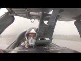 Красивый взлет и посадка истребителей