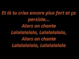 Stromae-alors on dance(lyrics)