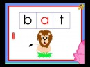 Kindergarten phonics - words with the short vowel a sound