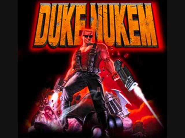 Duke Nukem - Its Time To Kick Ass And Chew Bubblegum