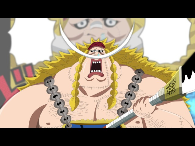 One Piece Capítulo 802 - O 7º Shichibukai