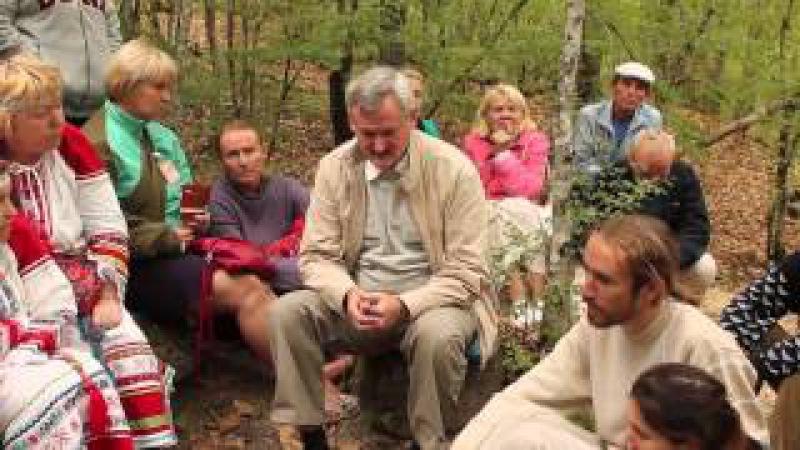2014, Встреча у дольменов с А. Саврасовым, часть 2