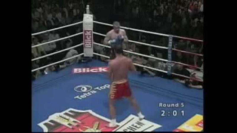 Mirko CroCop Filipovic vs Andy Hug K-1 Fight Night 2000