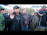 Керчь: В Керчи бастуют дальнобойщики