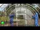 Видеоинструкция сборки теплицы из поликарбоната Северянка от Новоладожског