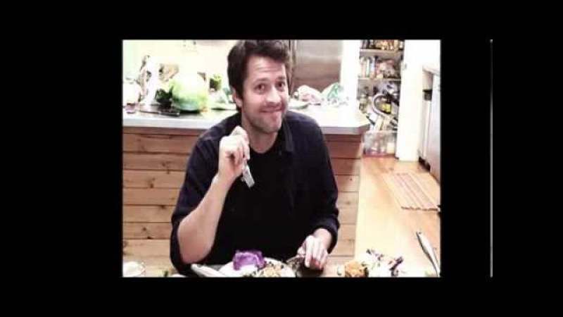 Misha collins || everybody's gonna love today ♥