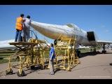 Ту-22М3 в Монино. Перекатка и частичный ремонт/Tu-22M3 in Monino
