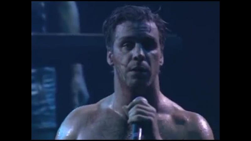 Rammstein - Buck dich - 10/18/1998 - UNO Lakefront Arena (Official)