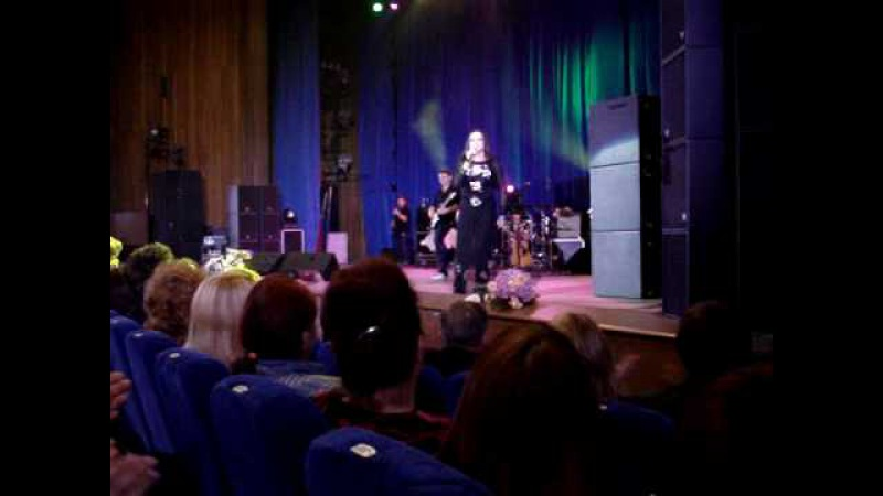 София Ротару - Белый танец (Волгоград 26 марта 2008)