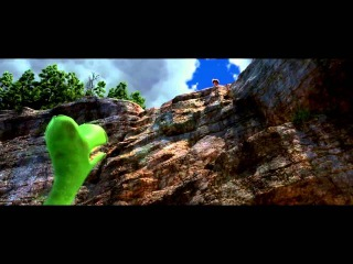 Хороший динозавр/The Good Dinosaur - New Trailer HD /Добропорядочный Динозавр Русский трейлер
