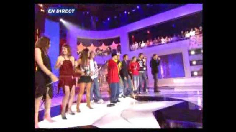 Star Academy 4 - chanson dHarlem