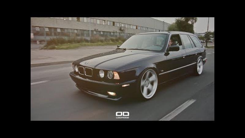 Lowmode S01E10 | BMW E34 525i Touring