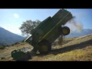 Grosse frayeur en direct JOHN DEERE 2256 DANGEROUS WORK_low