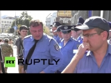 БЕЗ КОММЕНТАРИЕВ... Сотни неизвестных в масках штурмовали мэрию Харькова