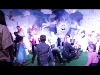 Музей сказок, играем с эльзой, феями, пепа, монстр хай и другие герои мультфильмов.