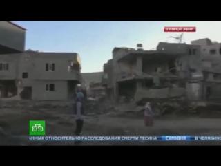 НТВ. Зверства турецкой хунты над населением юго-востока Украины