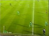 ЛЧ 2001-02. 1-4 финала. Первый матч. Панатинаикос - Барселона 1 часть