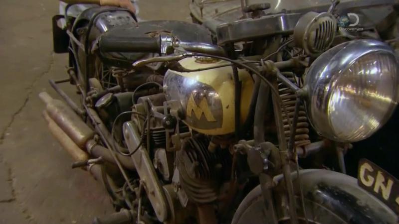 Discovery. Мотореставрация-1 Philly Throttle(2013)
