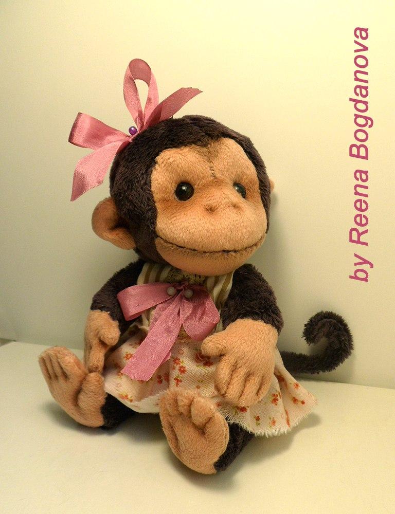 обезьянка 2016