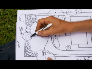 Редизайн пригородного участка (Городская пермакультура)