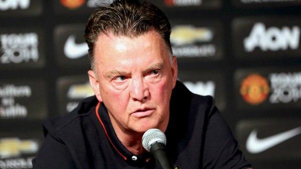 """Ван Гал: """"Манчестер Юнайтед"""" хочет сыграть с """"Челси"""" в свой футбол"""