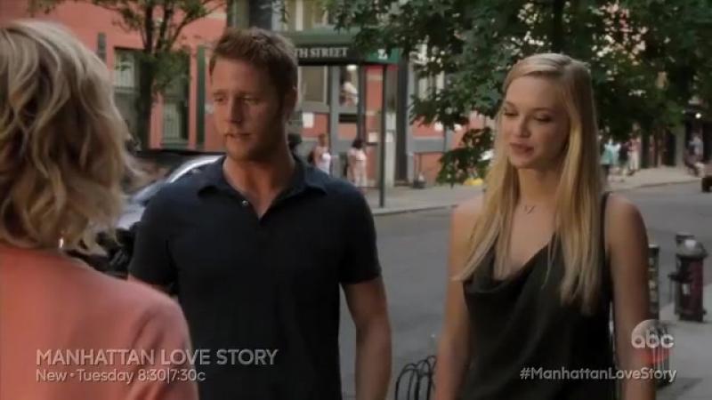 Манхэттенская история любви (1 сезон) — отрывок из 2-ой серии