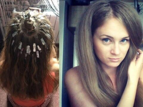Флисинг волос отзывы последствия