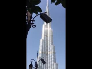 Саламалейкум из Дубая (Бурдж-Халифа)! [ vk.com/shymkent_13 ]