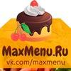 MaxMenu - Кулинарные рецепты, домашние рецепты