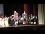 """Пёрселл. Ария Зимы и хор из оперы """"Королева фей"""". Театр старинной музыки, 2016"""
