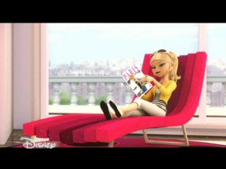 ЛедиБаг и Супер-Кот / Miraculous Ladybug - 8 серия (Русский дубляж - Дисней) HD