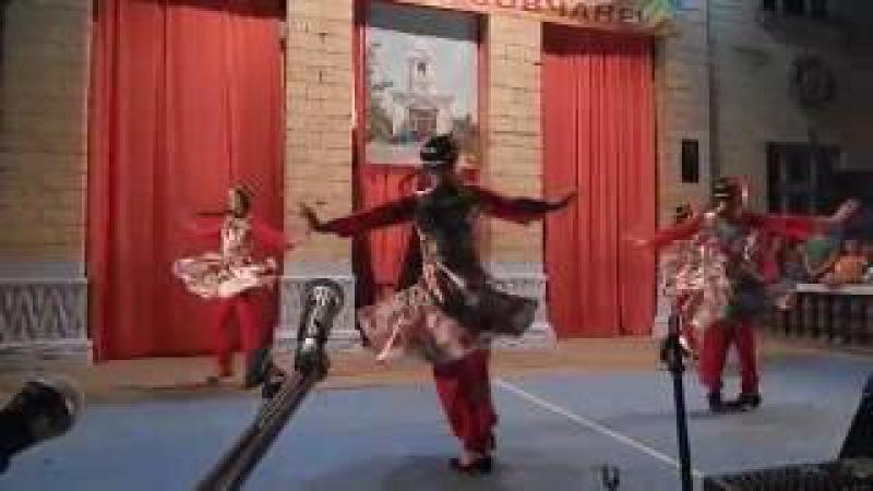 Узбекский танецАндижанская полька