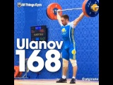 85kg Best Snatches Denis Ulanov 168kg, Su Ying, Yu Dongiu 2016 Asian Weightlifting Championships