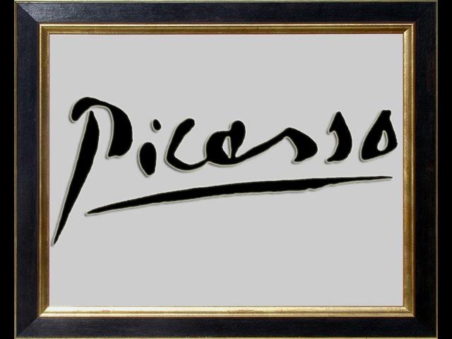 Pablo Picasso HD 3D Collection