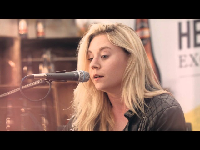 Joanne Shaw Taylor Nothing Compares 2 U- The Henry Westons Sessions, Cheltenham Jazz Festival 2016