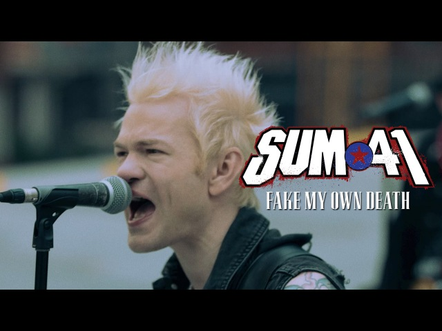 Sum 41 Fake My Own Death Official Music Video