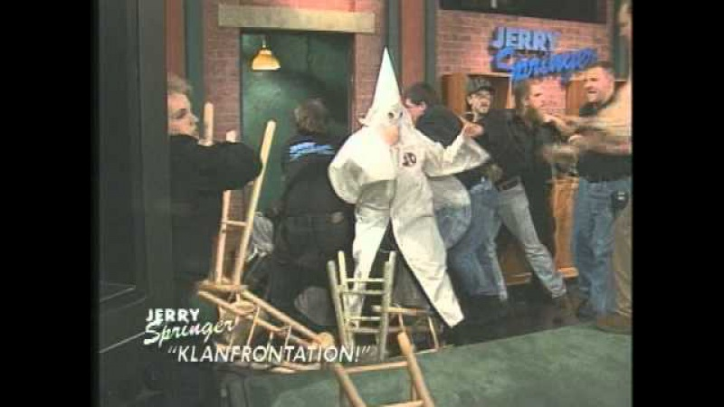Best Fights! 20 Years of The Jerry Springer Show